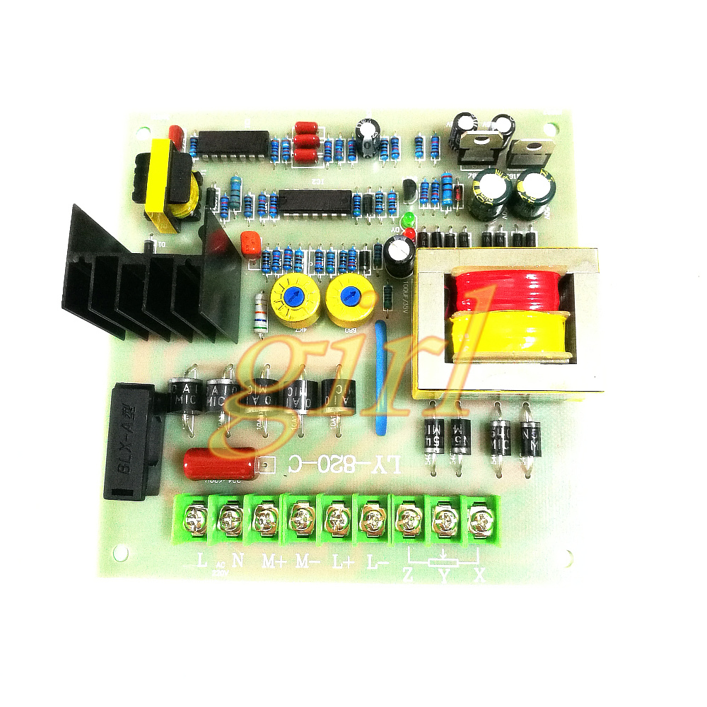 Dc Motor Sincere 1pcs Dc Brush Motor Speed Controller 20a 9-60v Control Forward Reverse Switch Attractive Fashion Motors & Parts