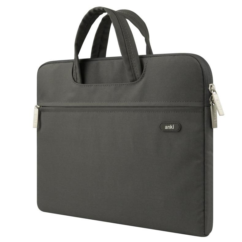 Anki 2017 New Brand Notebook Handbag Sleeve Cover for macbook pro 13 Laptop Briefcase Bag Case for xiaomi mi notebook air 13.3