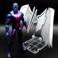 1 unids X HOMBRES Apocalipsis PELÍCULA Figura de Acción de MARVEL X-men Magneto En Sabah Nur 16 CM de Colección Avengers muebles de Regalo de Cumpleaños