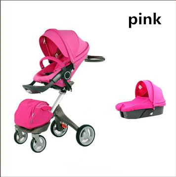 2014 hot hot sale baby pink stroller natural rubber tires top rh aliexpress com cheap baby pushchairs sale cheap baby pushchairs at ebay