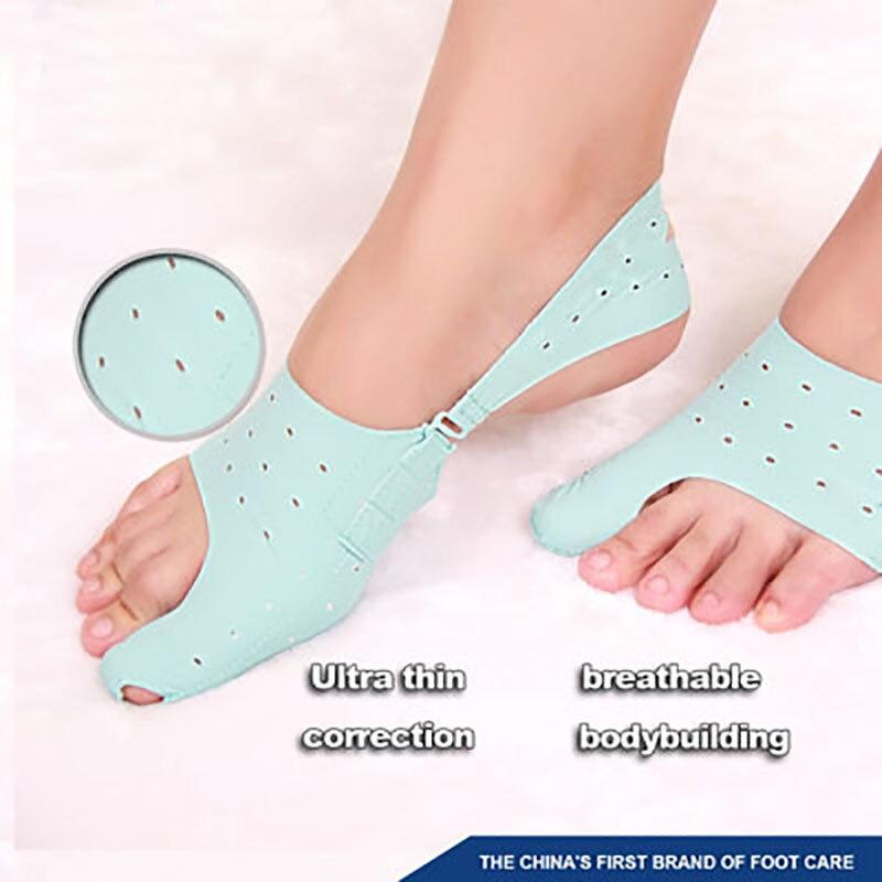 1pcs Meunster hallux valgus Splints toes correction orthotics thumb shoes bone Supports corrector pedicure Thumb foot care
