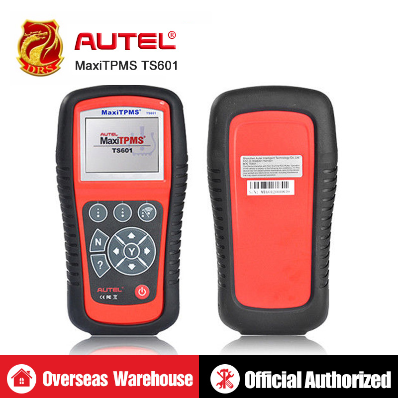 Autel MaxiTPMS TS601 OBDII Diagnostic Tool OBD2 Scanner TPMS Programmer Auto Code Reaser TPMS Monitor Tool 433MHz 315MHz Sensor-in Pressure & Vacuum Testers from Automobiles & Motorcycles