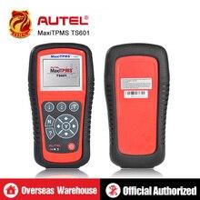 Autel MaxiTPMS TS601 OBDII Diagnostic Tool OBD2 Scanner TPMS Programmer Auto Code Reaser TPMS Monitor Tool 433MHz 315MHz Sensor