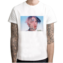 lil peep hip hop t shirt Clothes Music Casual Short Sleeve Printed Comfortable Tee Shirt 2018 MenWomen cry baby