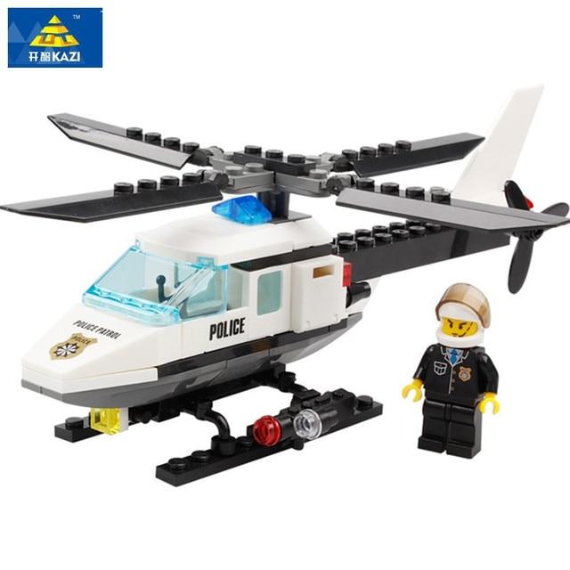 Kazi Fuerza Aérea avión DIY ladrillos compatible todas las marcas ...