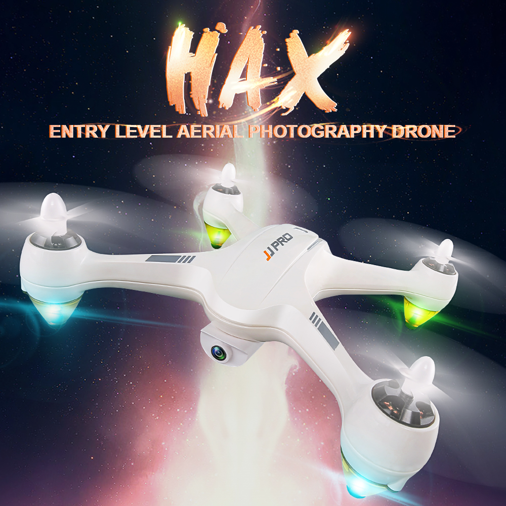 JJRC JJPRO X3 GPS RC Drone HAX 500m Far Brushless Double GPS Drone with Camera HD 1080P WIFI FPV RC Drone Quadcopter Toys RTF