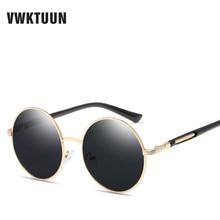 цены на 2016 New Retro Round Sunglasses Women Brand Designer Vintage Sun Glasses Women Eyewear Oculos De Sol Gafas lunette de soleil  в интернет-магазинах
