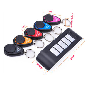 Image 5 - Topvico Smart Finder Tag Tracker 1 Remote Controller 5 Receivers Long Distance Wireless Key Cellphone Kids Wallet Finder Alarm
