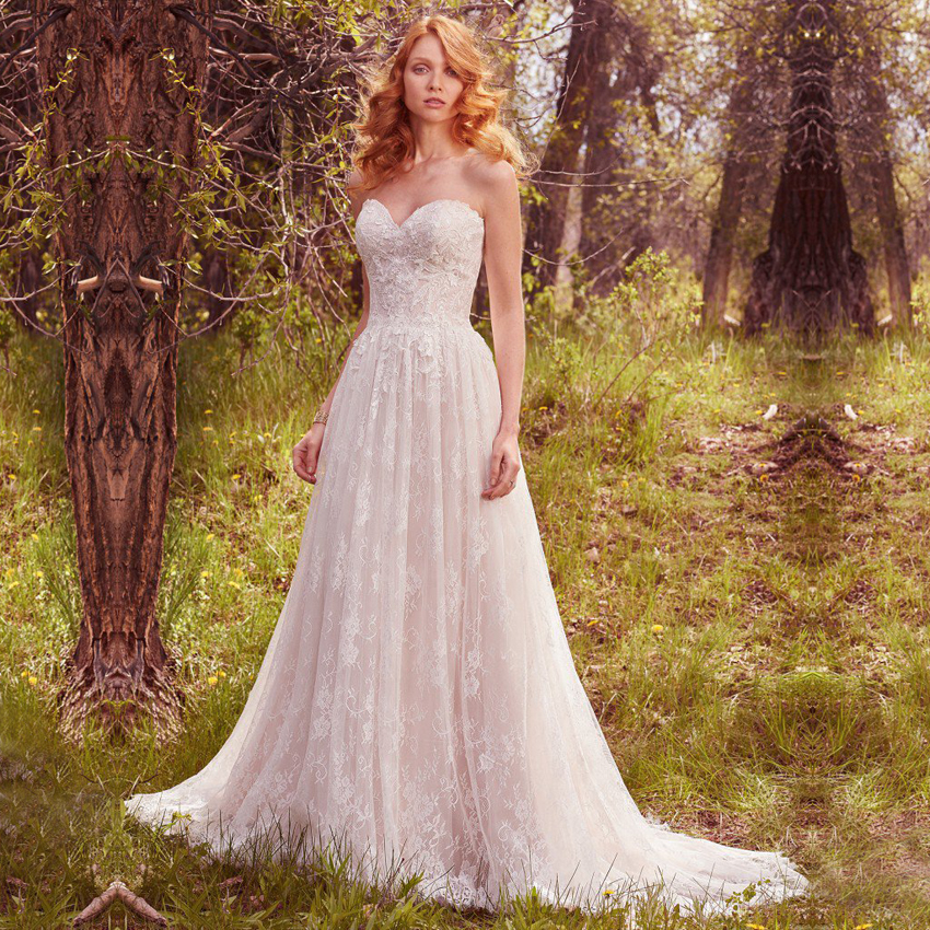 Online get cheap rustic wedding dresses for Cheap and beautiful wedding dresses
