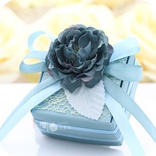 50psc Candy Box Decoration Custom Kraft Paper Original Wedding Gifts for Guests Party Decoration Wedding Favors and Gifts