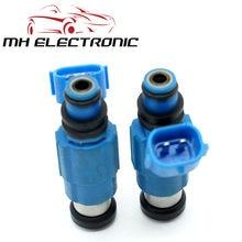 MH Eletrônico 16600-2Y915 166002Y915 Topo Injector de Combustível Para Nissan Maxima Sentra Murano para Infiniti 2.5L 3.0L 3.5L Motor