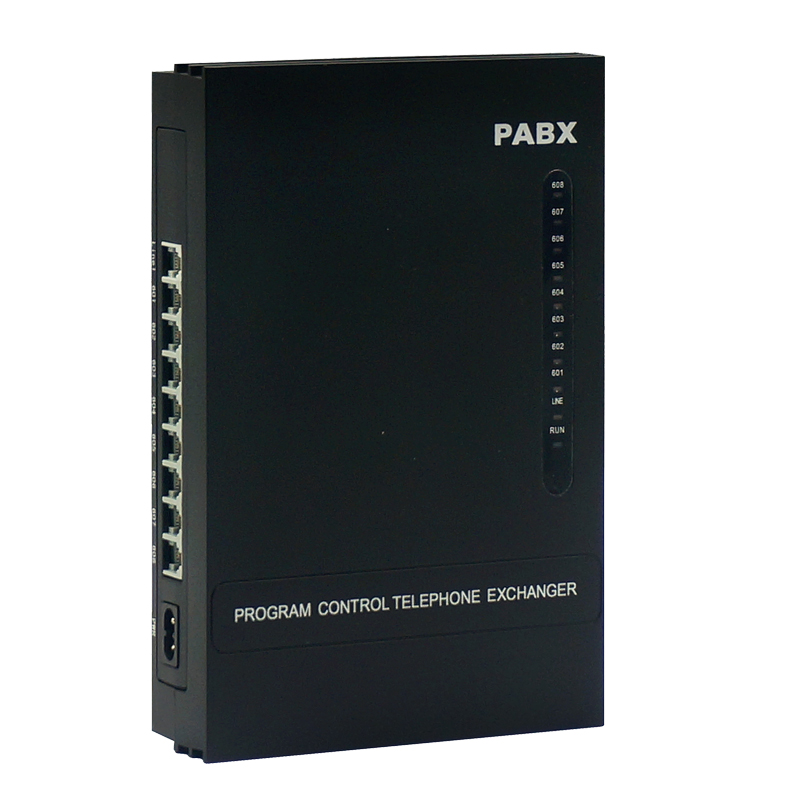 interkom pbx sistemi MD108 Mini PABX