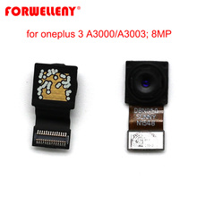 For oneplus 3 oneplus3 A3000 A3003 front facing small Camera 8MP Module