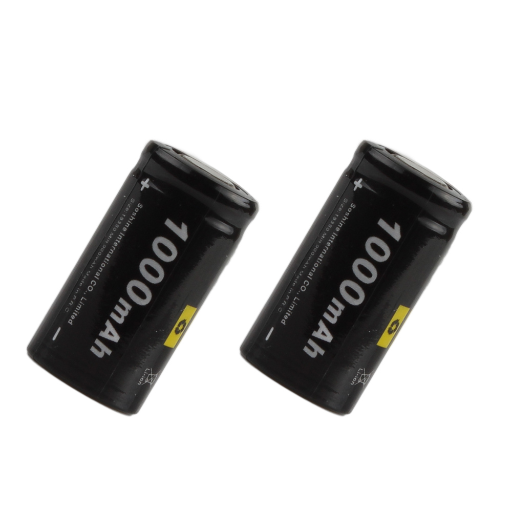Baterias Recarregáveis 2 pcs soshine 18350 bateria Modelo Número : Epc_bll_90d