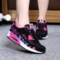 Women Casual Shoes 2017 Fashion Comfortable Flats Trainers Woman Summer Mesh Shoes Walking Shoes Flats Zapatillas Mujer Zapatos