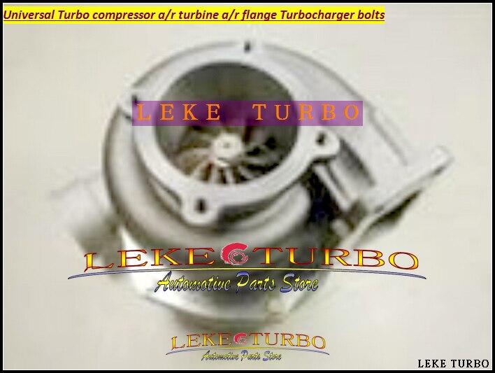 Universal Turbo GT3582-3 Compressor AR 0.70 Turbine AR 1.06 ; T3 flange;Outlet 4 bolt; Oil Cooled ;Journal bearing Turbocharger kinugawa turbine outlet steel flange 5 bolt f rd falcon xr6 g rr tt gt3540 turbo 412 03002 006
