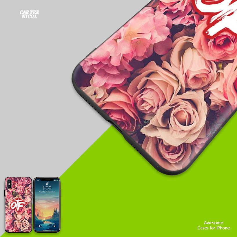 Lil Durk хип-хоп Мягкий противоударный силиконовый чехол для iPhone X XS XR XS 11 11Pro Max 7 8 6 6S 5 5S 5C SE Plus Fundas Capa
