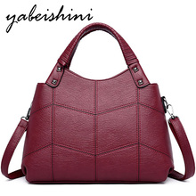 female leather tote shoulder bag Women's famous brands crossbody bag women luxury handbags designer brand handbags over shoulder