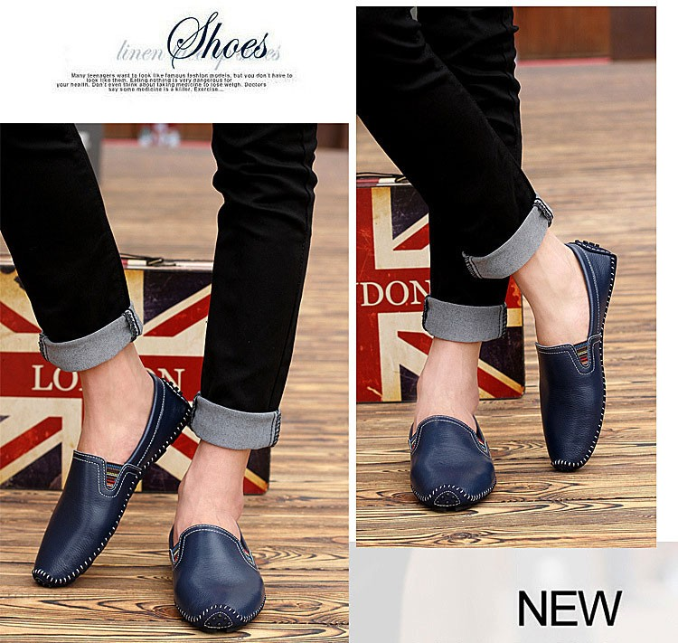 HN 930 (11) men casual loafers