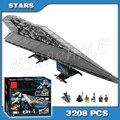 3208 шт. новые космические войны супер Звездный Разрушитель 05028 сборка модели строительные блоки большие подарки игрушки Кирпичи совместимы ...