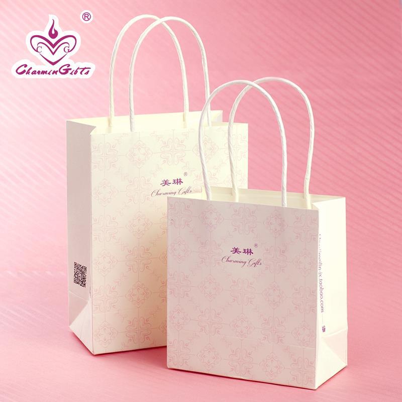 Elegant Wedding Gift Bags : Elegant Charming Gift Bag wedding baby shower birthday party favor ...