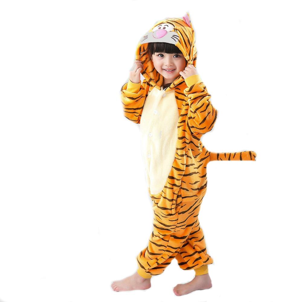 children pokemon pikachu unicorn totoro onesie kids girls boys warm soft cosplay pajamas sleepwear halloween costumes in girls costumes from novelty