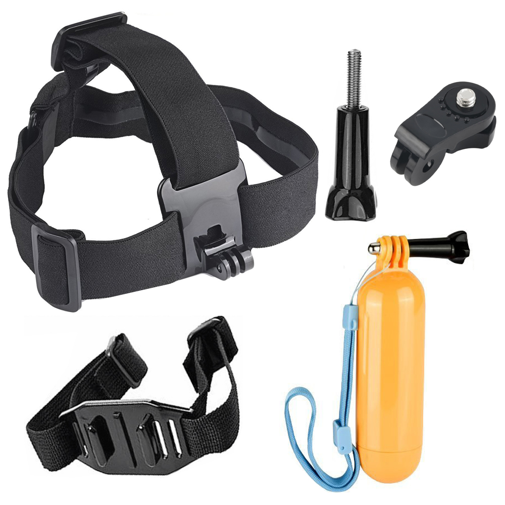 Helmet Belt Head Strap Floaty Bobber For Sony Action Cam HDR AS20 AS50 AS100V AS30V AZ1 AS200V AS300R FDR-X1000V X3000R aee