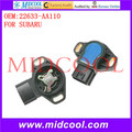 High Quality Auto Parts Throttle Position Sensor OEM:22633-AA110