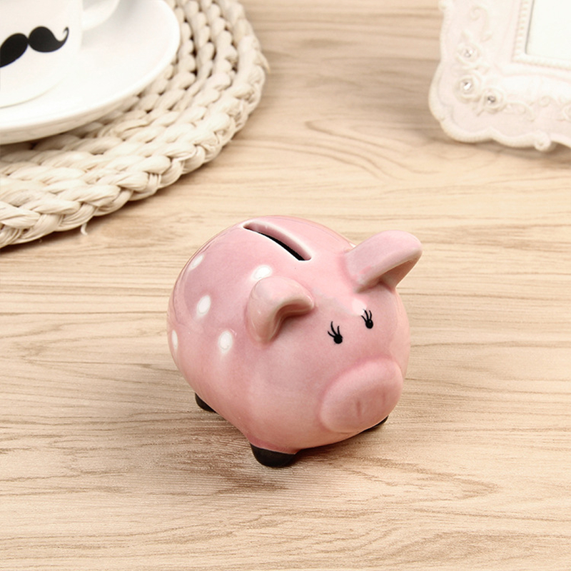 Us 40 7 5pcs Lot New Classic Creative Wedding Favors Party Back Gifts For Guests Lovely Pig Piggy Bank Decorations Hot Selling In Party Favors From