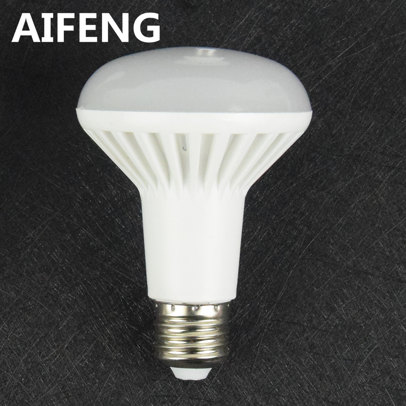AIFENG  E27 LED bulb lamp R80 led light  12W LED Spot Lamp AC85-265V warm white led spotlight Dimmable 220v-240v lamps spotlight high quality 9w epistar led spot bulb e27 base par38 led light 900lm white ac85 265v ce
