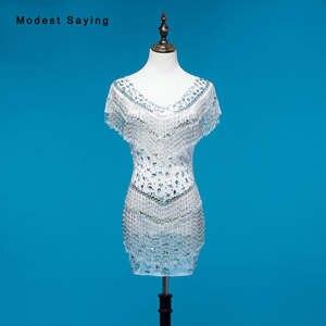 Short Diamond Dresses