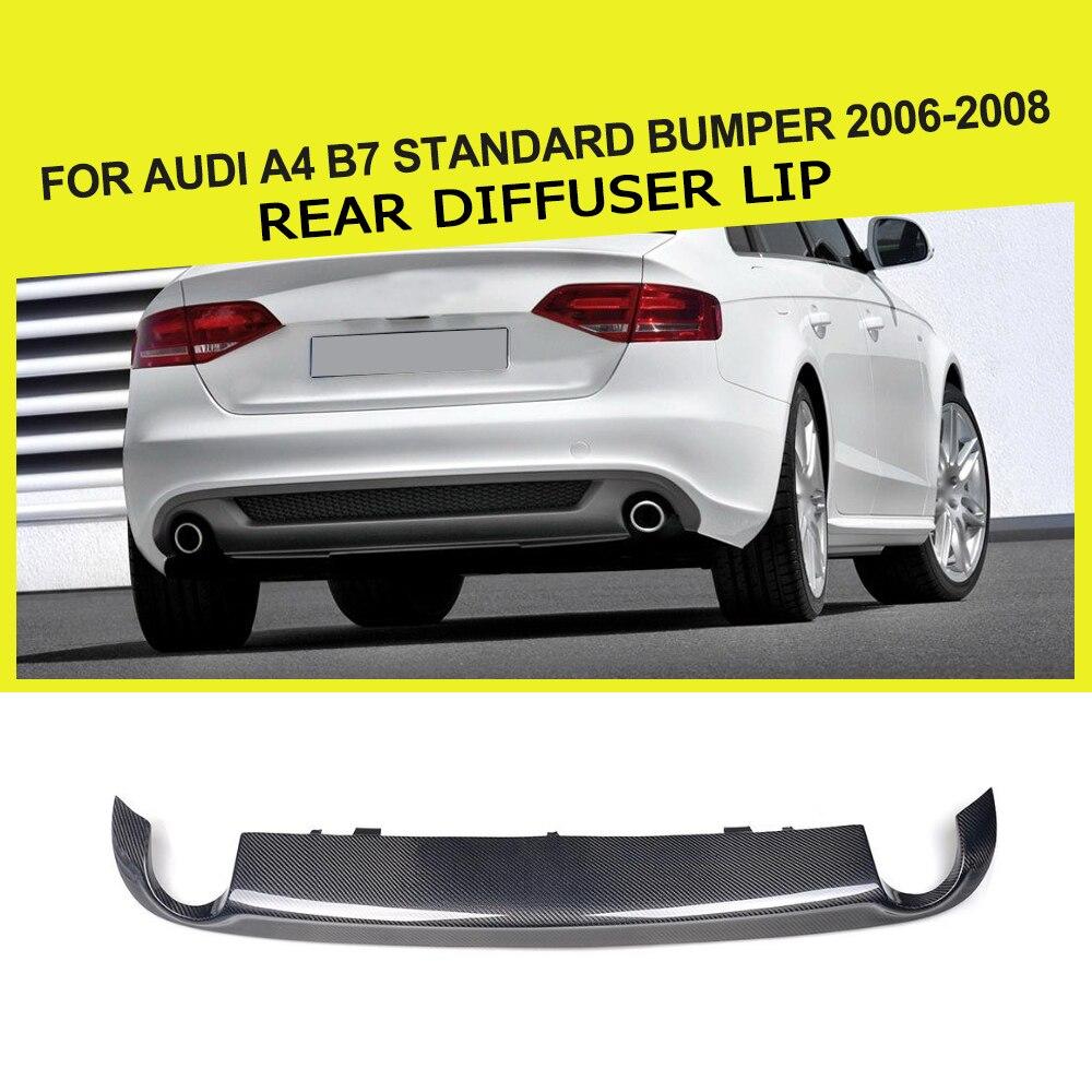 Best Offer #2c5f00 Car Styling Carbon Fiber Rear Bumper