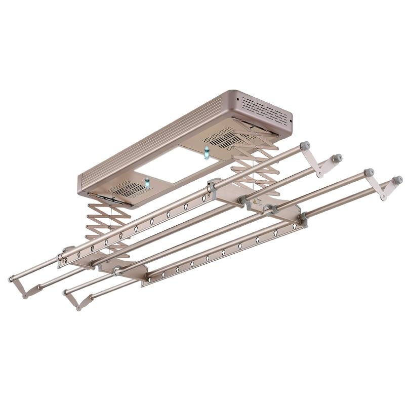 Fixed Rod M1Q122 high-end elektrooniline intelligentne riided-hobune elektriline riidepuu elektriline pesumasin riidepuu