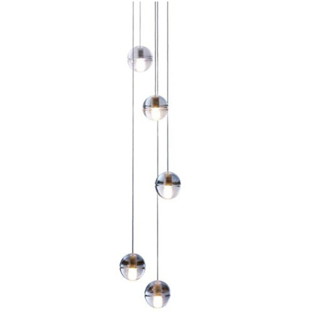 Meteor Shower Dining Room Light Fixture