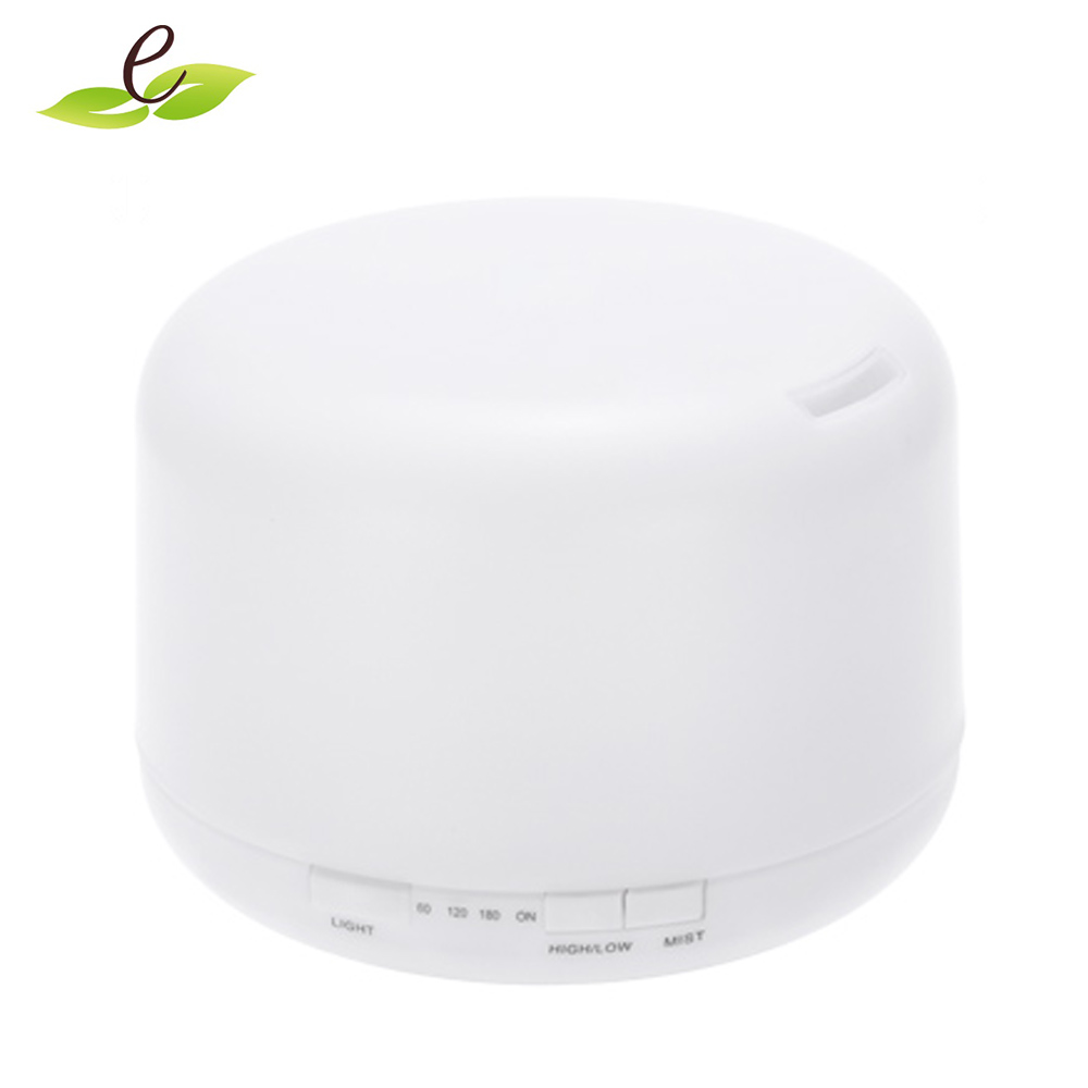 500ML Umidificador Aroma diffuser Air Humidifier Mist Maker with LED lamp anti-dry protection air fresh good sleepy in mute ml кровать tall maker