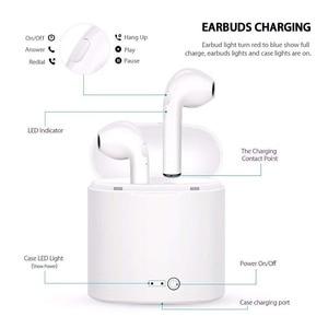 Image 5 - I7 Tws casque sans fil Bluetooth écouteurs double casque Bluetooth casque avec boîtier de charge pour tous les smartphones