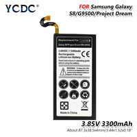 Für Samsung Batterie Galaxy S8 3,85 v 3300 mah SM-G9500/SM-G G Projekt Traum G9508 G950F G950A G950T G950U g950V + Reparatur Werkzeug