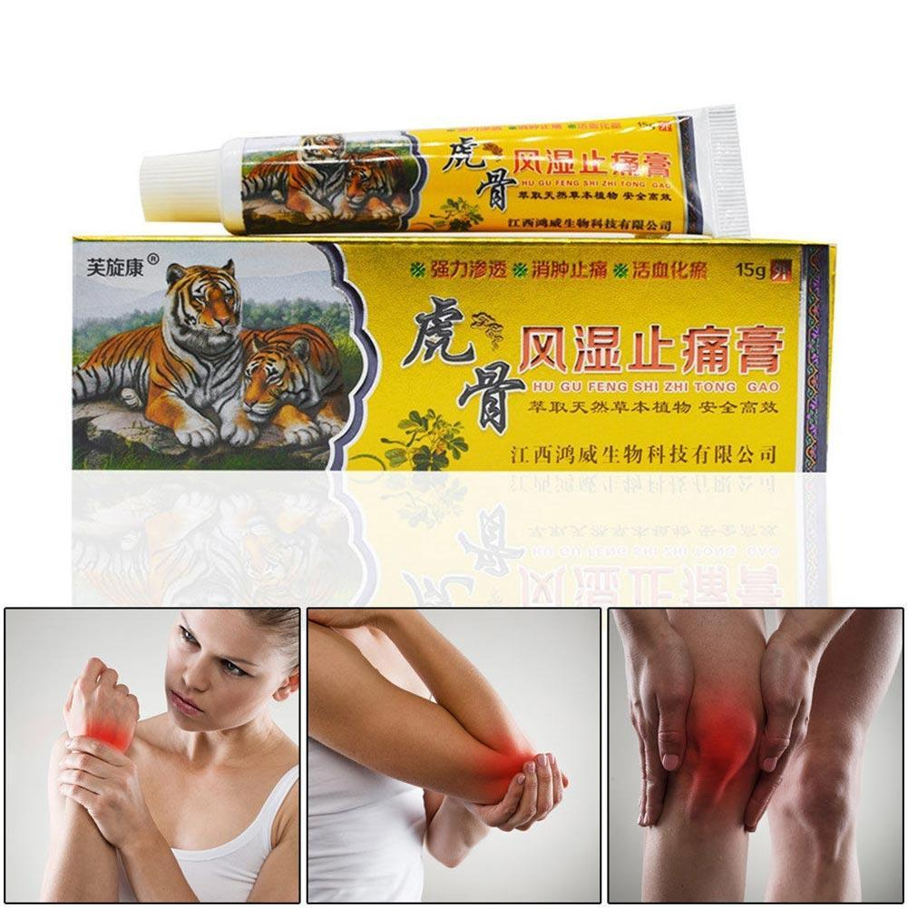 Rheumatoid Arthralgia Pain Relief Ointment Self-heating Massage Cream Cervical Vertebrae Pain Muscle Soreness Relief