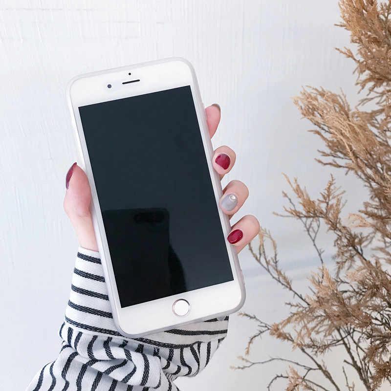Цветок Краска чехол для телефона для iPhone X 8/8 Plus 7 7 Plus 6 6 S 5 5S SE Мягкий силиконовый чехол для iPhone X S Max XR