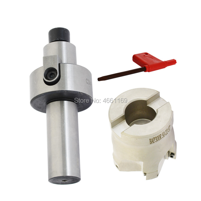 C12 16 20 25 3/4 FMB22 FMB22 Toolholder Adapter + 300R 400R 50 22 4T 5T Face Milling CNC Tool Right Angle For Power Tools