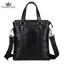 Горячие продажи мужские из натуральной кожи сумки коровьей плечо мешок человек портфель бизнес vintage messager мешок