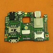 Used Original motherboard 2G RAM+16G ROM mainboard for Kingzone N5 HD