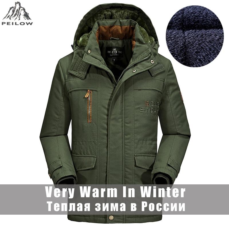 ROHOPO Jackets 6xl 7xl 8xl oversize jacket men 100 cotton safari style jackets multi pocket cargo