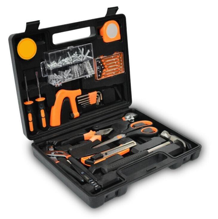28 PCS Multifunktionale Kombination Toolbox Automobil Reparatur werkzeug Handtool Kombination Manuelle Holz Elektrische Werkzeug Set-in Handwerkzeug-Sets aus Werkzeug bei