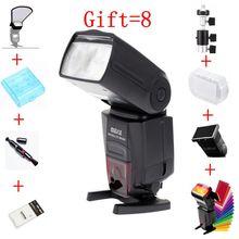 Meike MK-600 MK600 ETTL ETTL II HSS Speedlite for Canon Camera High Speed Sync Speedlight Flash Light for Canon DLSR Camera
