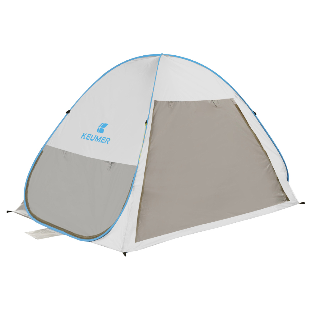 Outdoor Portable Beach Tent Automatic Instant Pop Up Lightweight Outdoor UV Protection Camping Fishing Tent Cabana