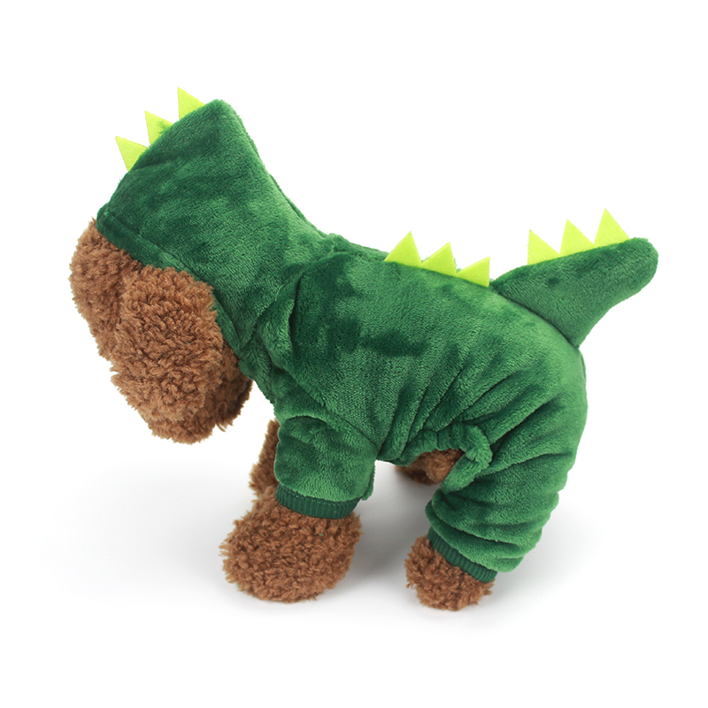Winter Pet Dog Clothes Warm Coat Small Dog Clothing Hooded Jacket Funny Pet Costume Winter Chihuahua Clothes 9dy30  sc 1 st  My Pets World : chihuahua dinosaur costume  - Germanpascual.Com