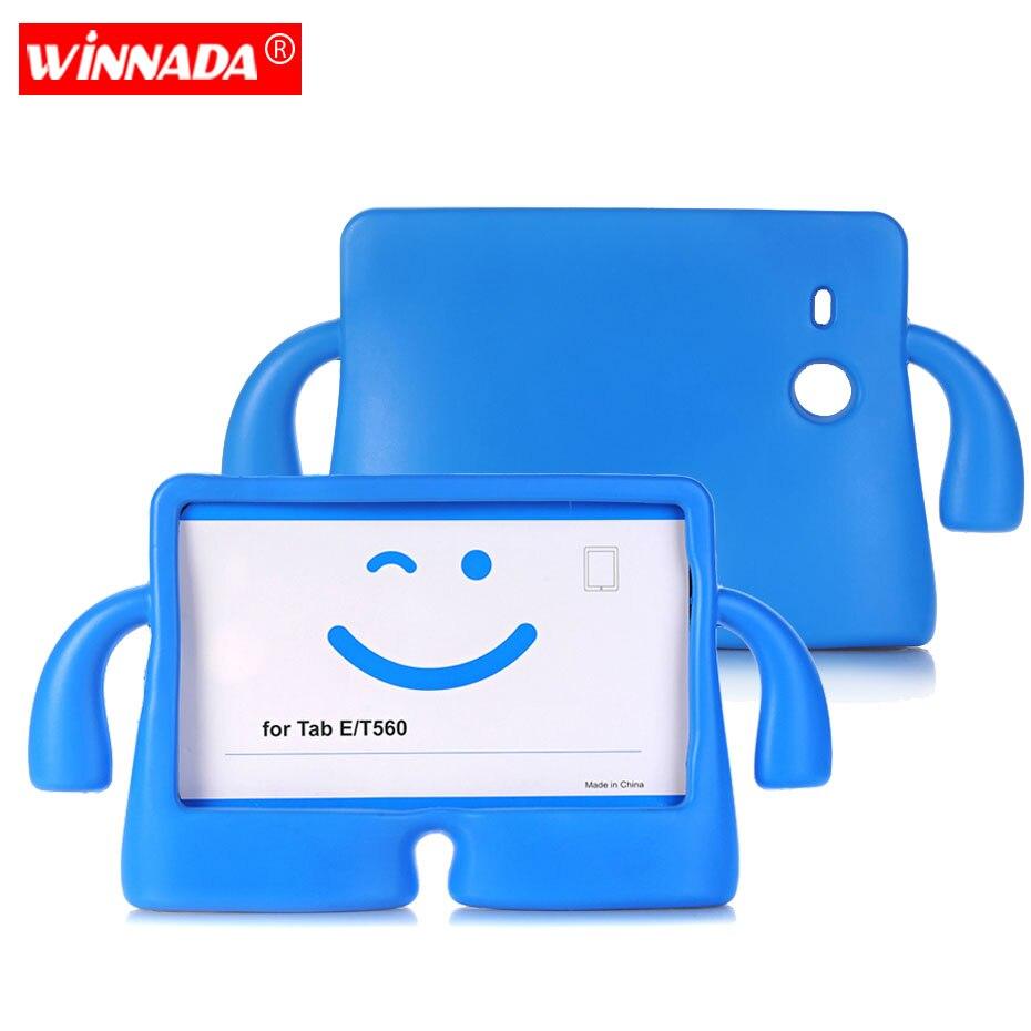 b8633c03b8e Pas cher Pour Samsung Galaxy Tab E 9.6 T560 T561 étui Non toxique EVA  résistance aux