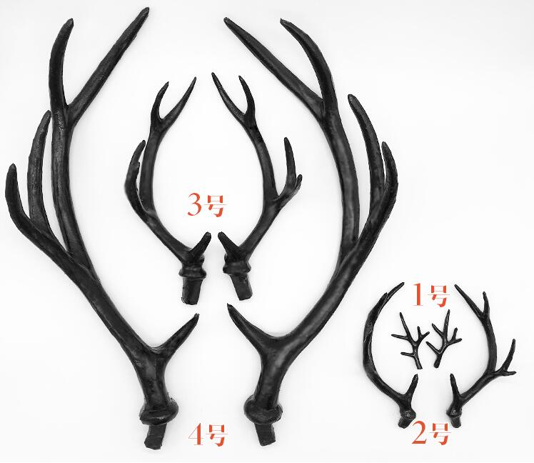 Modern Vintage Animal Pictures Deer With Big Antlers Mouse Pads For Computers Laptop Non-Slip Rubber Base Stitched Edge Waterproof Office Mouse Pad Office Gaming Computer At Home Or Work Size 2530