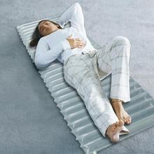 ФОТО  outdoor inflatable cushion sleeping bag mat singleplayer tube air emergency inflatable mattress sleeping pad 280g